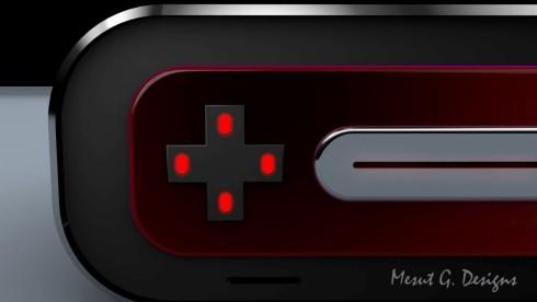 Samsung Nintendo Cross NX concept 7
