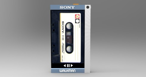 Sony TPS-L2 Walkman tribute concept 5