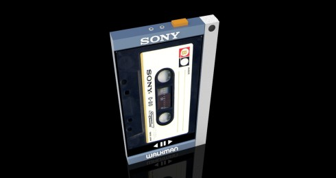 Sony TPS-L2 Walkman tribute concept 8