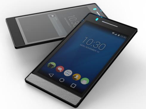 Xcel 1M concept phone modular 7
