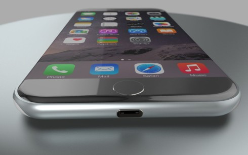 iPhone 7 concept Hasan Kaymak USB type C 3