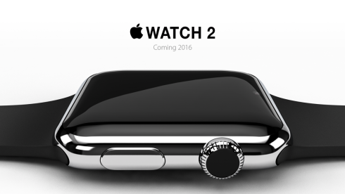 Apple Watch 2 concept 1