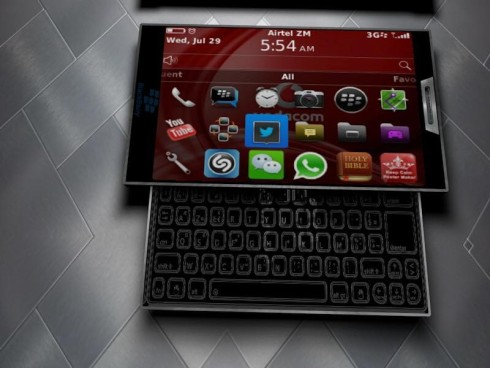 BlackBerry Priv 2 concept 1
