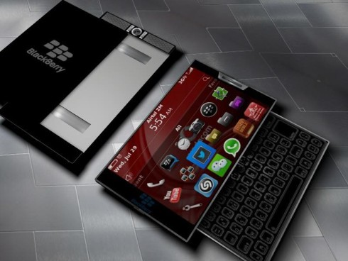BlackBerry Priv 2 concept 2