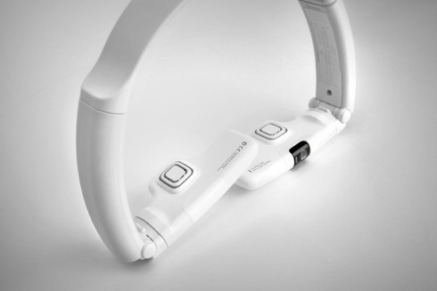 Emotion Headphones Pantech Sky Vega concept 4