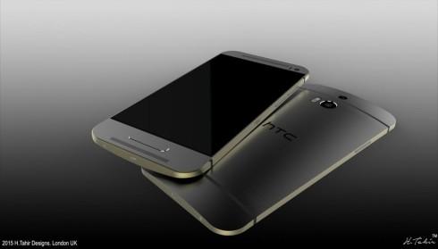 HTC One Aero concept 1