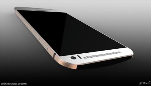 HTC One Aero concept 3