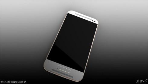 HTC One Aero concept 5