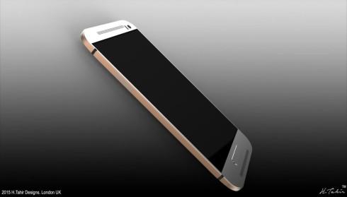 HTC One Aero concept 6