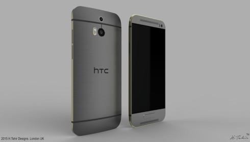 HTC One Aero concept 7