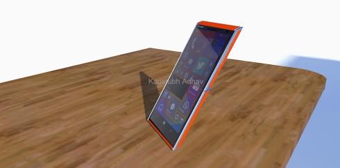 Microsoft Lumia Atom concept 1