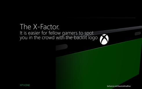 Microsoft Xphone concept 4