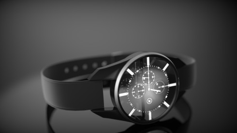 Samsung Gear S4 concept finalized 1