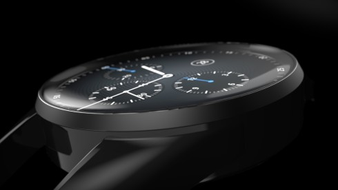Samsung Gear S4 concept finalized 3