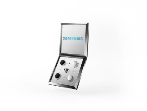 Samsung Wei Chi concept phone 3