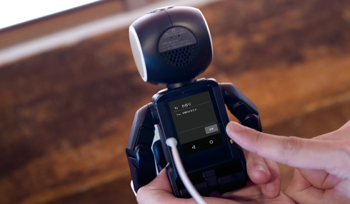 Sharp RoBoHoN robot phone 1
