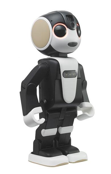 Sharp RoBoHoN robot phone 3