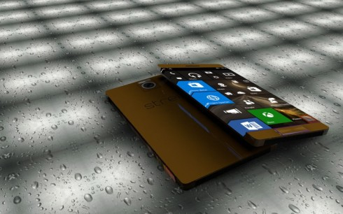 Streit concept phone dual boot 4