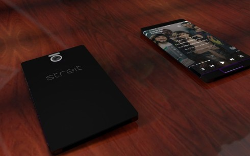 Streit concept phone dual boot 5