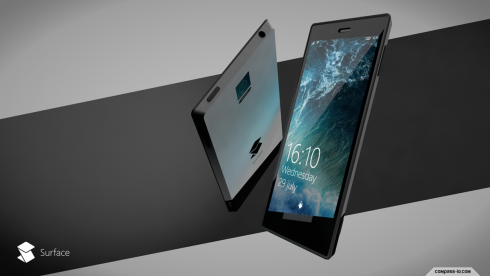 Surface Phone concept october 2015 1