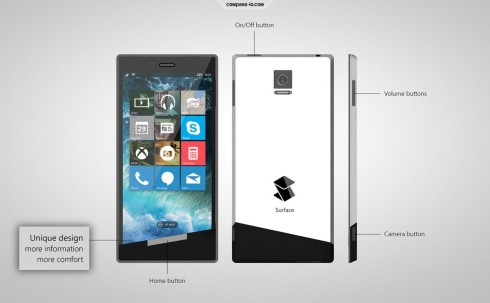 Surface Phone concept october 2015 2