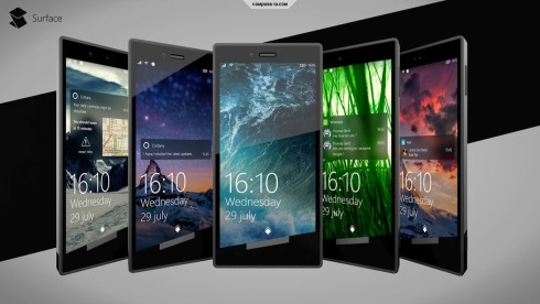 Surface Phone concept october 2015 4