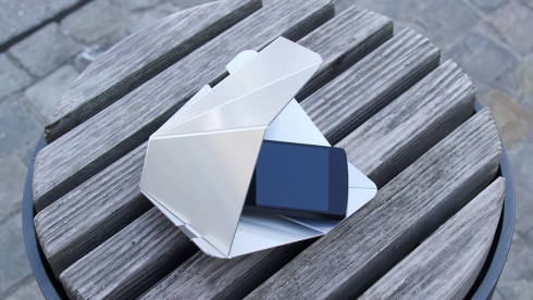 Tone smartphone amplifier concept 1