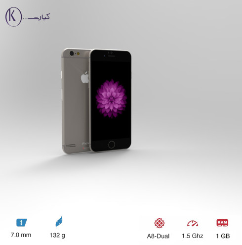 iPhone 6 Beats Edition concept 2