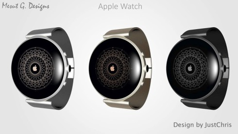 Apple Watch 2 concept mesut g designs 1