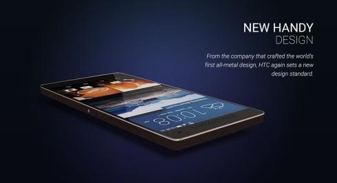HTC 100 concept 2