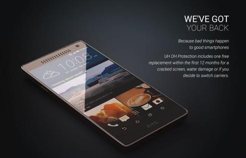 HTC 100 concept 3