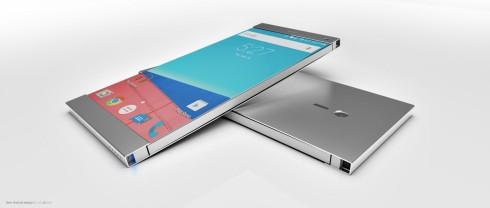 HTC Nexus metal phone concept 2015 1