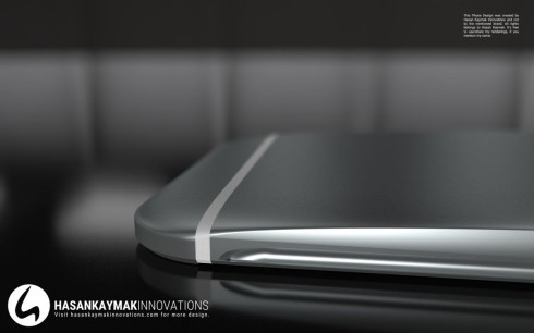HTC One Seda concept 2015 hasan kaymak 2