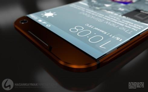 HTC One Seda concept 2015 hasan kaymak 4