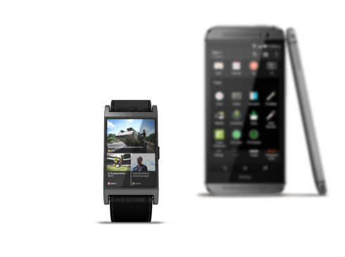 HTC Smart Watch design 1