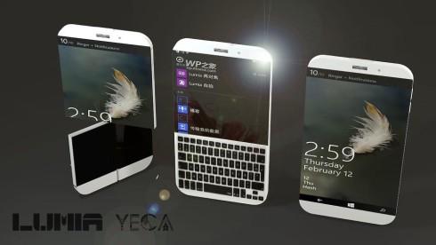 Lumia Yega concept 2