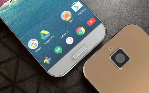 Samsung Galaxy S7 Premium concept 2