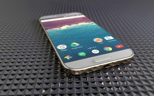 Samsung Galaxy S7 Premium concept 3
