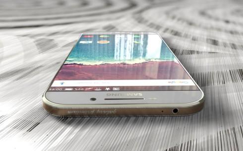 Samsung Galaxy S7 Premium concept 5