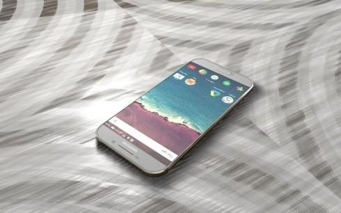 Samsung Galaxy S7 Premium concept 6