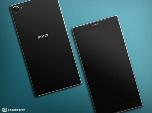 Sony Xperia Z5 Plus concept 2