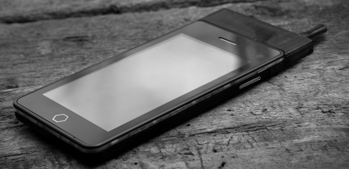 Vaporcade Jupiter vaping smartphone 1