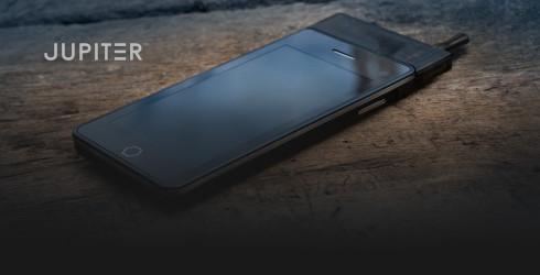Vaporcade Jupiter vaping smartphone 2