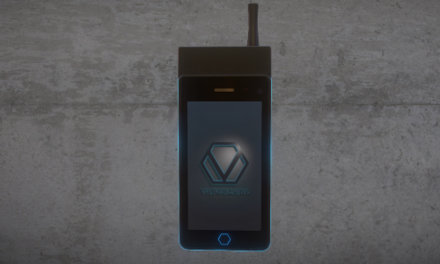 Vaporcade Jupiter vaping smartphone 5