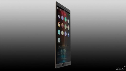 Vision Pro Phone 3 concept 5