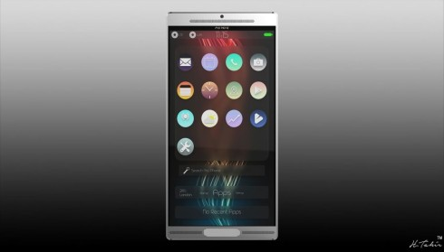 Vision Pro Phone 3 concept 7