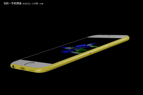 iPhone 6c leak november 2015 1