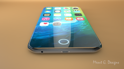 iPhone 7 and iPhone 7 Edge concept 4