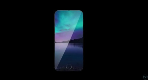 iPhone 7 full screen concept 4