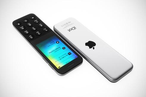 Apple iDot dumbphone concept 6